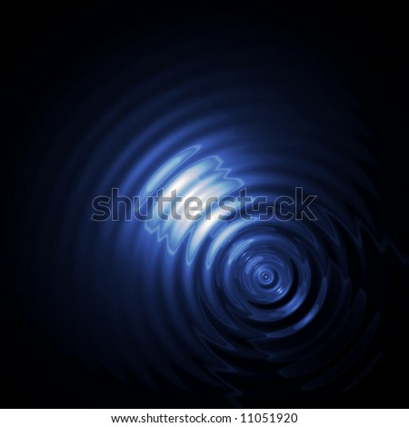 wave of water - stock photo