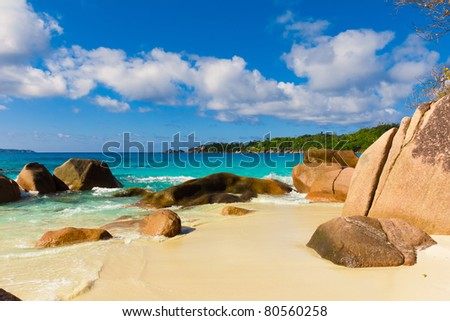 Waves Giant Getaway - stock photo