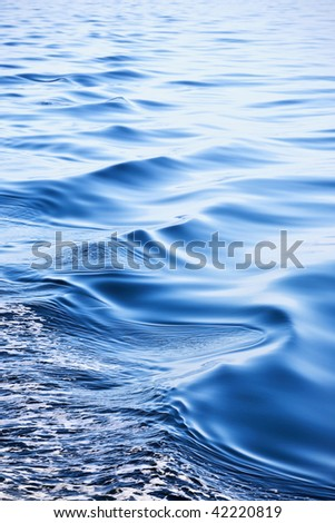 Waves on the sea