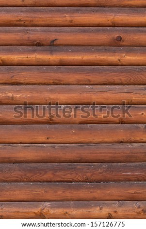 wavy wooden surface for background