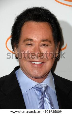 Wayne Newton at the  10th Annual Lupus LA Orange Ball, Beverly Wilshire Hotel, Beverly Hills, CA. 05-06-10 - stock photo