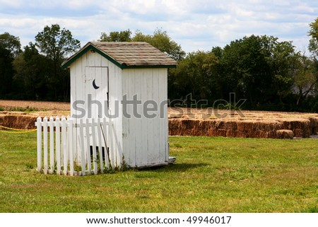 WC - stock photo