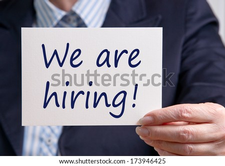 essays on hiring employees Hi alan/torsten, please review my essaymy test is due in two days thanks a lot-tabby businesses should hire employees for their entire lives do you agree or disagree.
