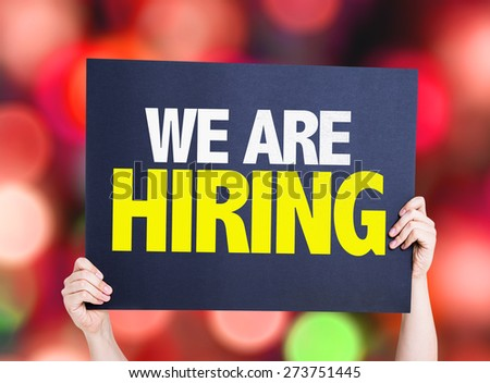 Help Wanted Stock Photos Images Amp Pictures Shutterstock