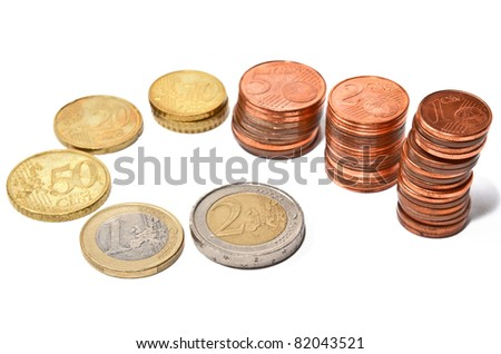 We can make your money growing - stock photo