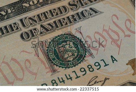 We The People from $10.00 Bill