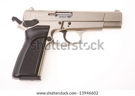 weapon - stock photo