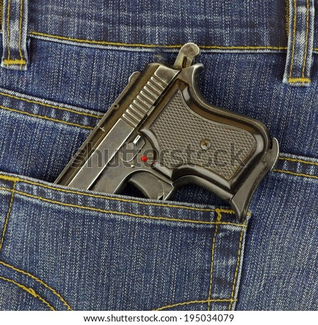 weapon in your pocket