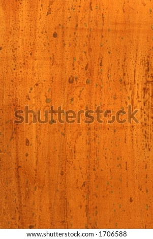 Weathered Copper Background - stock photo