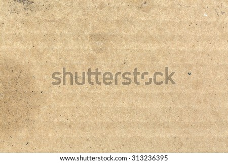 Weathered dirty crease box paper texture