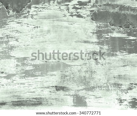weathered green metal backdrop - stock photo