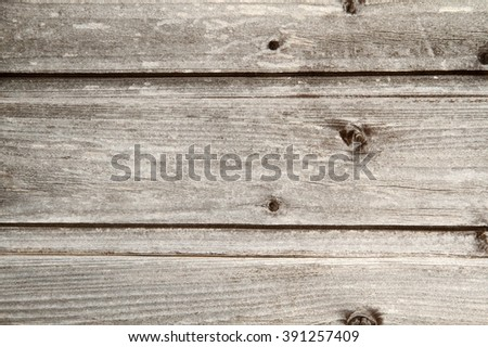 weathered pine boards in closeup