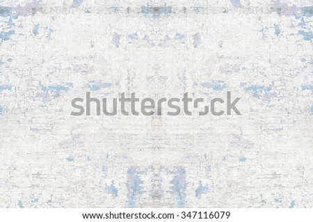 weathered texture of old grunge wall - stock photo