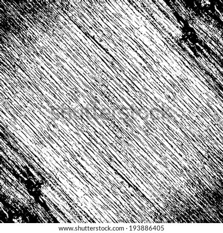 Weathered Wooden Overlay Texture for your design. - stock photo