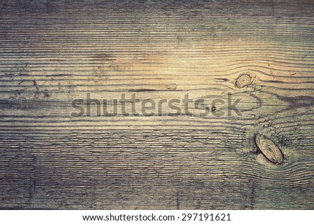 Weathered wooden texture - stock photo