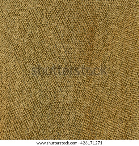 Weave raw green background - stock photo