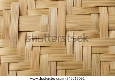 weave wood pattern for background