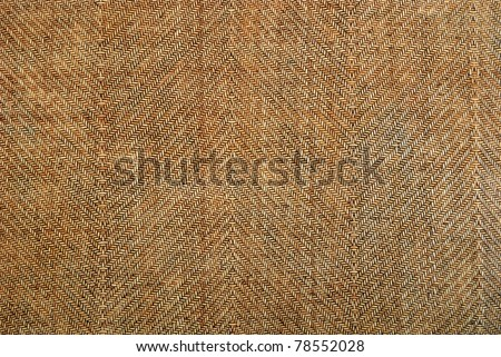 weave wood pattern for background - stock photo