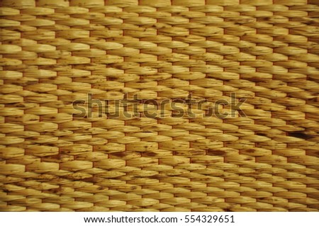 weaving texture background.