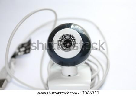 webcam - stock photo
