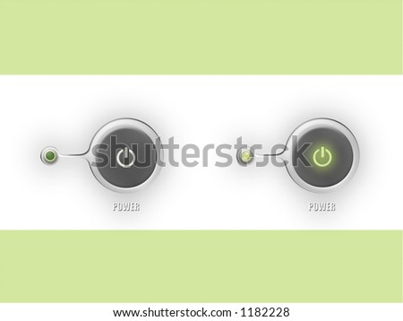 Website and Internet  icons - stock photo