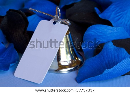 Wedding Bell w/Card
