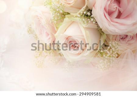 Wedding bouquet. - stock photo