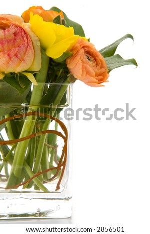 Wedding Center Piece - stock photo