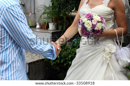 wedding congratulation