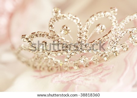 Wedding Crown of bride