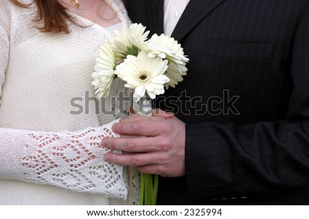Wedding Flowers II - stock photo