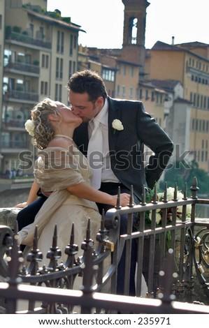 Wedding in Italy - stock photo