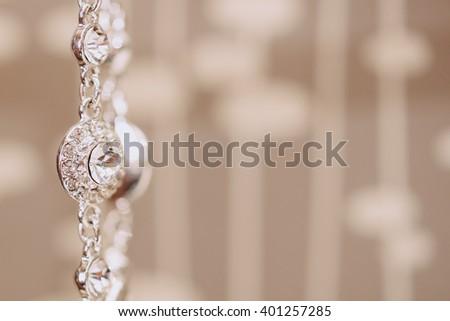 Wedding Jewelry - stock photo