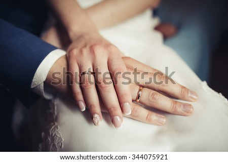 wedding rings - Wedding Rings On Hands