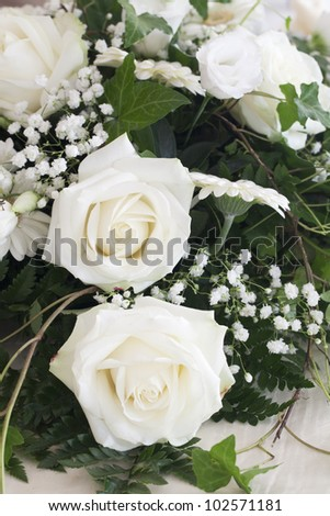 Wedding rose