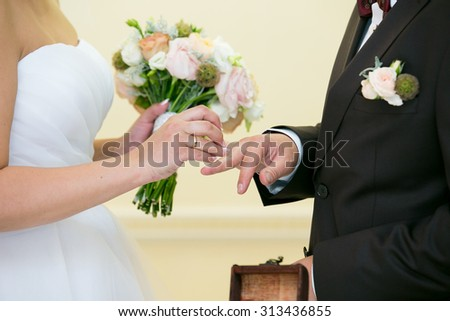 Weddings and wedding attributes