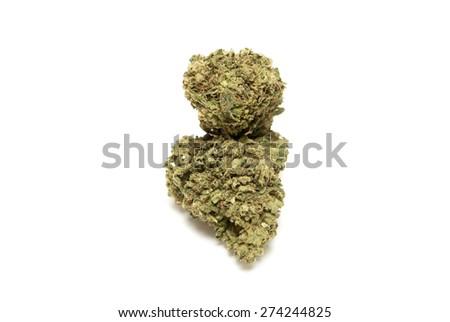 Weed, Marijuana - stock photo