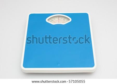 Weighing machine 6 - stock photo