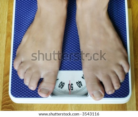 Weight - stock photo