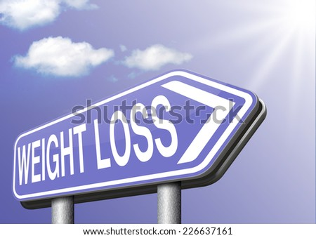 weight loss loosing pounds and go on a diet live a healthy lifestyle - stock photo