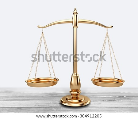 Weight Scale. - stock photo