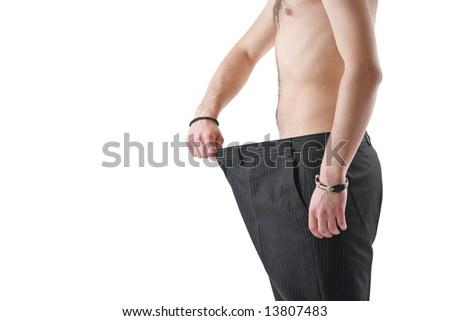 Weightloss - stock photo