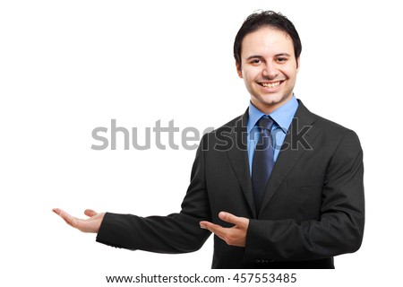 Welcome! - stock photo