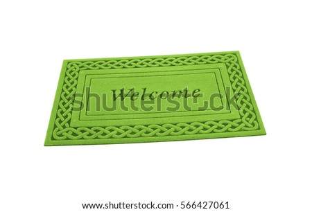 Welcome Mat Clip Art - Fort Valley State University Link To