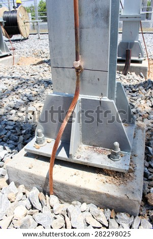 Ground Wire Stock Images, Royalty-Free Images & Vectors | Shutterstock