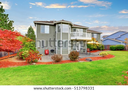 Prime Two Story House Stock Images Royalty Free Images Vectors Largest Home Design Picture Inspirations Pitcheantrous