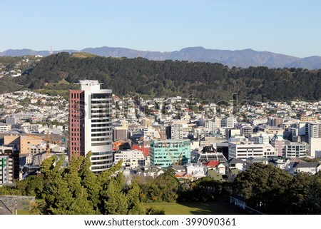 Wellington City, New Zealand