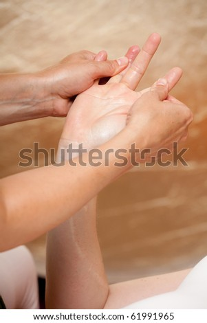 Wellness and Spa - stock photo
