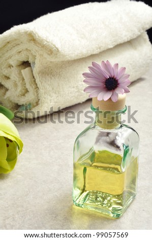 Wellness spa - stock photo