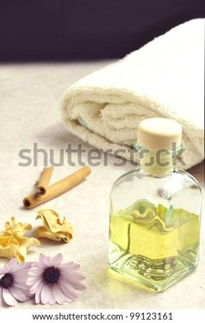 wellness spa - stock photo